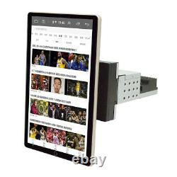 1 DIN 10.1in Android 9.1 HD Quad-core 1+16GB Car Stereo Radio GPS Nav MP5 Player