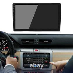10.1 Android 8.1 Bluetooth Car Stereo Radio HD MP5 Touch Screen WIFI WMA