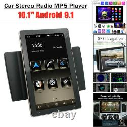 10.1 Bluetooth GPS Navigation USB AUX WIFI Car Stereo Radio Video MP5 Player