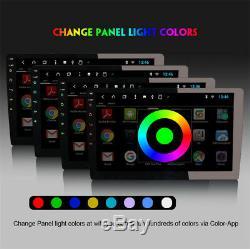 10.1 HD Android Single 1 Din GPS Stereo Radio Player Wifi 3G/4G Car navigation
