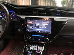 10.1 HD Ultra-thin Android 8.1 Quad-core 2+32GB Car Stereo Radio GPS Wifi 3G 4G