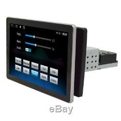 10.1 Horizontal/Vertical Screen Android 8.1 Car Multimedia Radio GPS Navigation