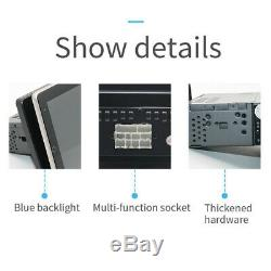 10.1 Screen Android9.1 Bluetooth Car Stereo Head Unit Car Radio Navigation Dash
