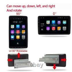 10.1 Single DIN Android 9.1 HD 1GB+16GB Bluetooth Car Stereo Radio GPS WiFi