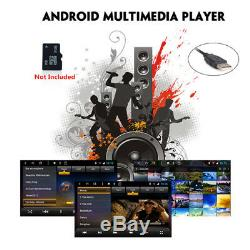 10.1'' Touch Screen Android 7.1 1DIN Car Stereo Radio Player GPS Navigation Wifi
