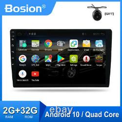 10.1'' Universal Car GPS Navi Radio Android 10.0 WIFI 4G BT USB Touch Screen FM