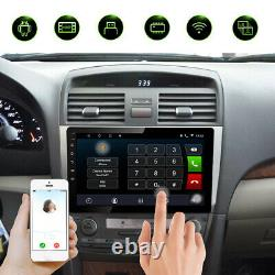 10.1 inch Android 9.1 2-DIN Car Radio Stereo Quad Core GPS Wifi Kit Accessories