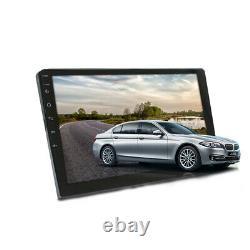 10.1 inch Android 9.1 Double 2 DIN Car SUV Radio Stereo Quad Core GPS Navi Wifi