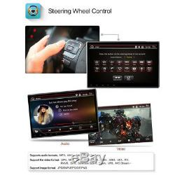 10.1Android 7.1.1 Quad-Core 1080P Touch Stereo Radio GPS Wifi 3G/4G Mirror Link