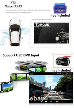 10.1in 1DIN Android 8.1 Touch Screen WiFi 2+32G Car Stereo Radio GPS MP5 Player