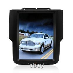 10.4 Android7.1 Vertical Screen Car GPS Radio 32GB For Dodge Ram 3500 2013-2019