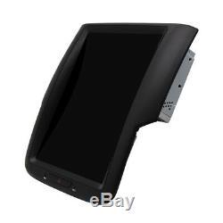 10.4 Tesla Style Car Radio GPS Navigation 2+32GB For Dodge Ram 1500 2014-2018
