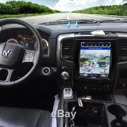 10.4 Tesla Verticcal Car GPS Radio 32GB for Dodge Ram 1500 2500 3500 2013-2019