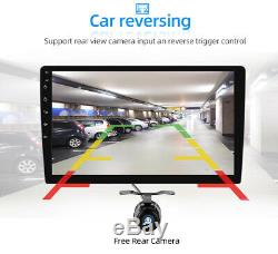 10'' Android 10.0 Car Radio For Universal 4G+64G Touch Screen BT FM AM +CAMERA