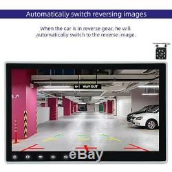 10'' Android Single Din GPS Navigation Bluetooth WIFI Car Video Radio MP5 Player