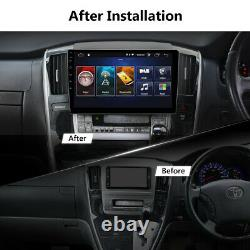 10 inch Smart Android 10 4G WiFi Double DIN Car Radio Stereo Player GPS +Camera