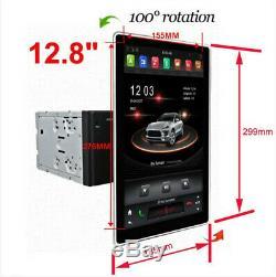 12.84+32GB Android8.1 Car Radio Video GPS Navigation Headunit Multimedia Player