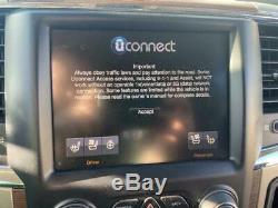 15 Dodge Ram 1500 Navigation Display Screen Information Radio 8.4 Uconnect Ra4