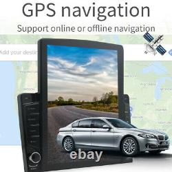 1DIN 10.1 Android 9.1 HD Quad-core 1GB+16GB USB Car Stereo Radio GPS MP5 Player