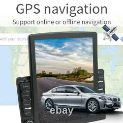 1DIN 10.1 Android 9.1 HD Quad-core WiFi 2G+32G Car Stereo Radio GPS MP5 Player