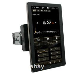 1DIN Rotatable 10.1Android 9.1 HD Quad-core GPS FM Car MP5 Stereo Radio Player