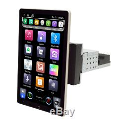 1Din 10.1 1080P Touch Screen 4G Full Netcom Quad-core Car Stereo Radio GPS Wifi