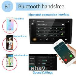 2 Din Android 9In Car Radio 2G+32G Stereo GPS WIFI USB Bluetooth Multimedia MP5