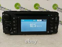 2004 2007 INFINITY Chrysler Jeep Dodge OEM Navigation RDS Radio CD Player RB1