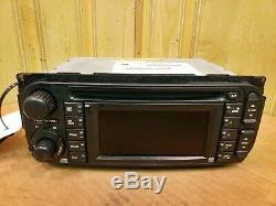 2004-2007 Jeep Grand Cherokee Liberty Wrangler Display Radio CD DVD Receiver