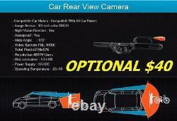 2009-12 Dodge Ram Truck Am/fm Bluetooth Touchscreen Usb Sd Aux Car Radio Stereo