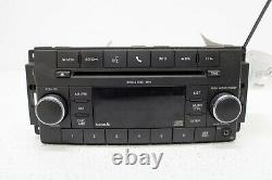 2009-2011 Jeep Liberty Wrangler AM-FM CD Player Radio Receiver ID RES WithSAT