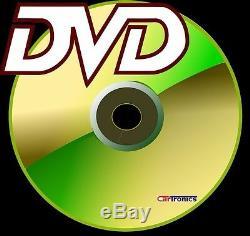 2009 2012 DODGE RAM BLUETOOTH DVD CD VIDEO USB Double Din Radio Stereo