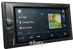 2009 2012 DODGE RAM PIONEER USB BLUETOOTH VIDEO USB Double Din Radio Stereo