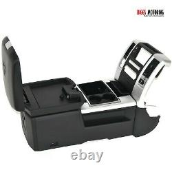 2009-2012 Dodge Ram Floor Center Console + Dash Radio Bezel