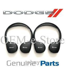 2009-2019 Dodge Grand Caravan Durango Journey Uconnect TWO Wireless Headphones