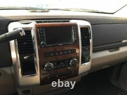 2011 Dodge Ram 1500 2500 3500 AM FM CD DVD Player Radio Receiver With NAV ID RHB
