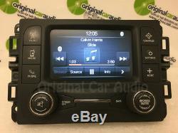 2013 2016 Dodge Ram Truck Uconnect Multi Media Radio Bluetooth VP2 RA2 Short