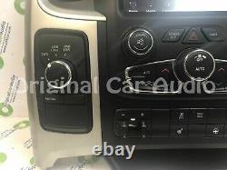 2013-2017 Dodge Ram OEM VP3 8.4 Touchscreen Radio Receiver WITH PANEL AND BEZEL