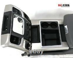 2013-2018 Dodge Ram Floor Center Console & Bracket + Dash Radio Bezel