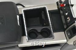 2013-2018 Dodge Ram Floor Center Console + Dash Radio Bezel