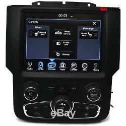 2013-2019 Dodge Ram VP4 Navigation Radio Touch 8.4'' Display Screen 68224525AH