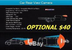 2013 & Up Ram Dvd/cd/usb Gps Navigation Nav System Bluetooth Car Stereo Radio