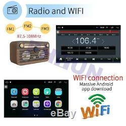 2DIN 7 Android 9.1 Car Stereo Radio GPS Navigation Mirror Link 2+16GB Universal