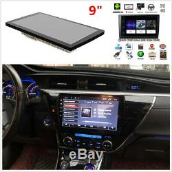 2Din 9HD Touch Quad-Core Android 8.1 Car Stereo Radio WiFi GPS Navigation 2+32G