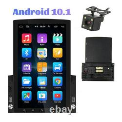 2Din Android 10.1 9.7 Vertical Car Stereo Radio GPS Bluetooth Player &Camera