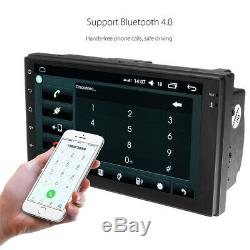 2Din7Android6.0 MP5 Player Radio Stereo BT WIFI TMPS OBD GPS FM Nav Mirror Link