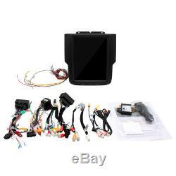 32GB Tesla Vertical Screen GPS Radio Dash for Dodge Ram 1500 2500 3500 2013-2019