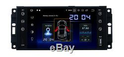 4G+64G 7Android 9.0 Car GPS Navigation Radio Stereo for Jeep Dodge Chrysler