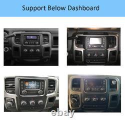 64GB Android6.0 Tesla Vertical Screen Car GPS Radio For Dodge Ram 1500 2013-2019