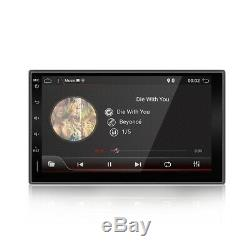 7'' HD 2 Din Android 10.0 Car Stereo Radio GPS Navigation Wifi 4G LET DAB+ 32GB